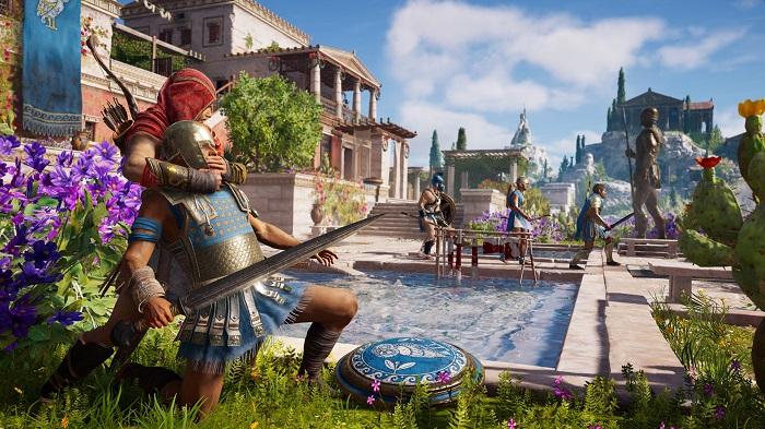 Como ganhar XP em Assassin's Creed Odyssey (Imagem: Ubisoft/Divulgação)