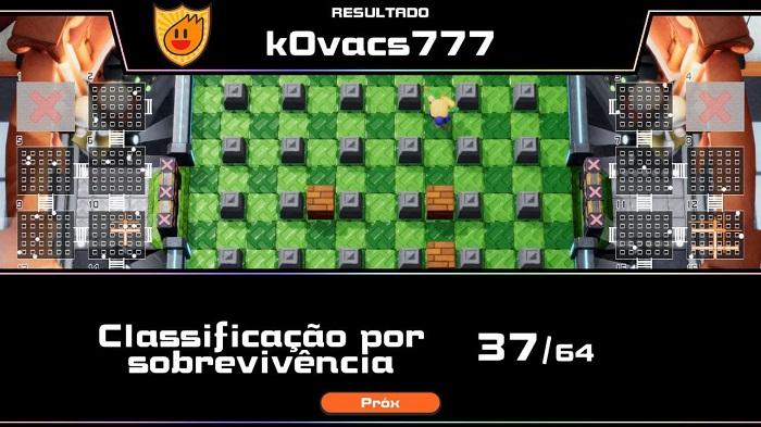 Como jogar Super Bomberman R Online (Imagem: Leandro Kovacs/Reprodução)