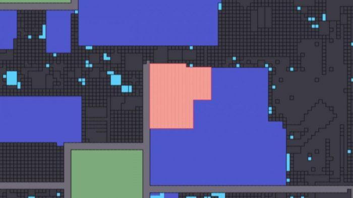 Terreno virtual na Decentraland se torna o mais caro da história (Imagem: Reprodução/Decentraland)