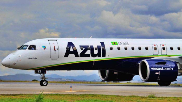 35 aeronaves da Azul terão Wi-Fi até o fim do ano