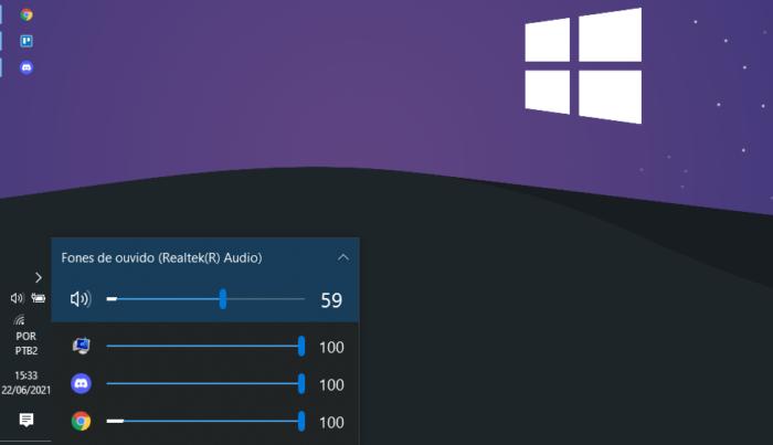 EarTrumpet (Imagem: Reprodução/Windows 10)