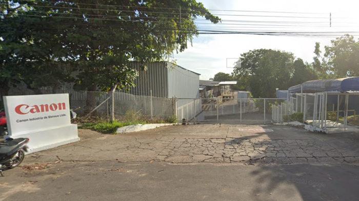 Fabrica da Cannon em Manaus