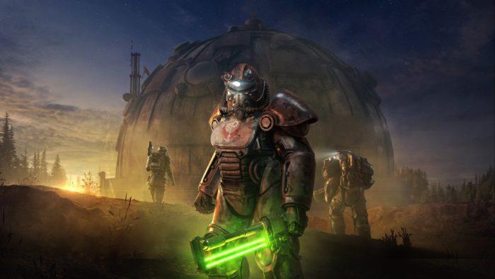 Modo Battle Royale sairá de Fallout 76 (Imagem: Divulgação/Bethesda)