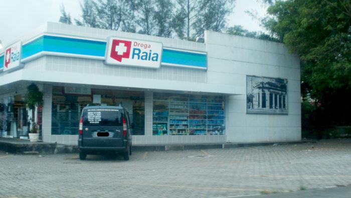 Droga Raia has 2,319 stores in operation throughout Brazil (Image: Eduardo P/ Wikimedia)