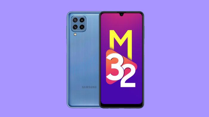 Samsung Galaxy M32 (Imagem: Divulgação/Samsung)