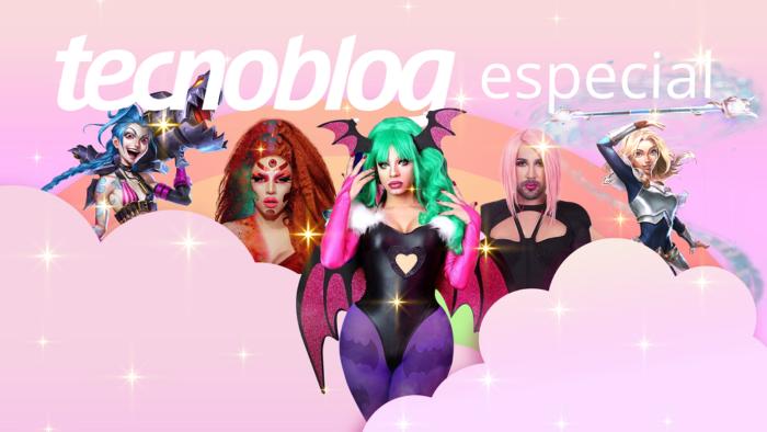 Game Queens: a influência das drag queens na indústria de jogos / Vitor Padua / Tecnoblog