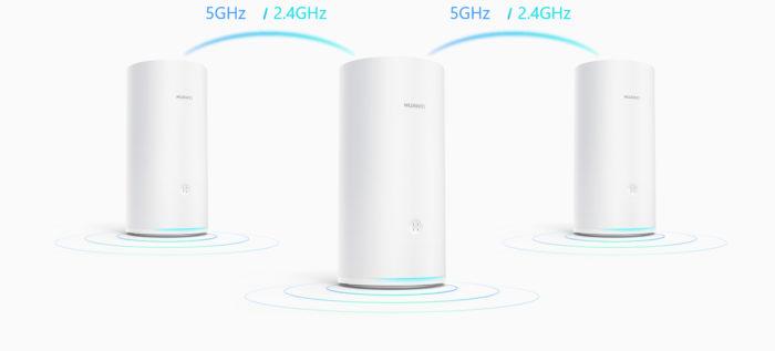 Huawei WiFi Mesh (Imagem: divulgação/Huawei)