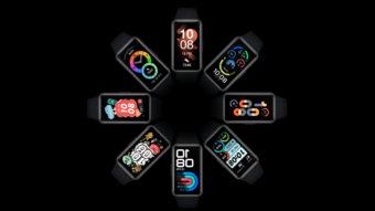 Huawei Band 6 com tela maior e FreeBuds 4i são lançados no Brasil