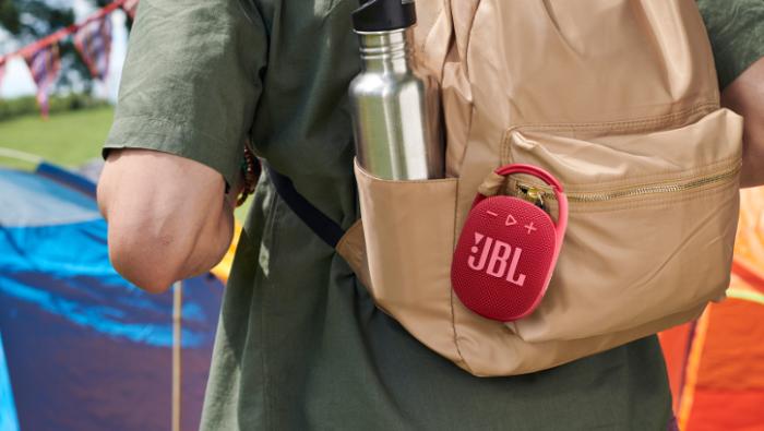 JBL Clip 4 (Imagem: Divulgação/JBL)