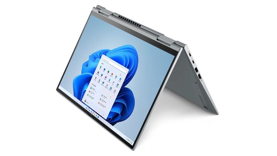 Lenovo X1 Yoga com Windows 11 (Imagem: Divulgação)