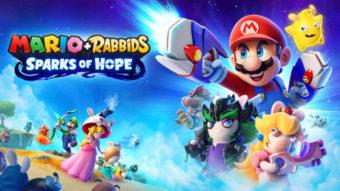 Mario + Rabbids Sparks of Hope chega em 2022 para Nintendo Switch
