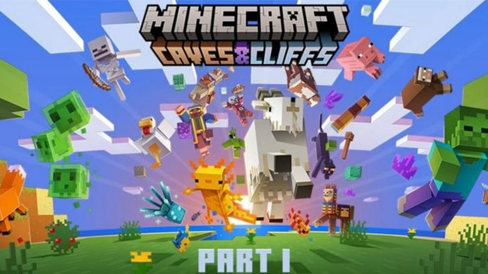 Minecraft: Caves and Cliffs