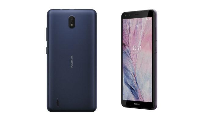Nokia C01 Plus (Imagem: Divulgação/HMD Global)