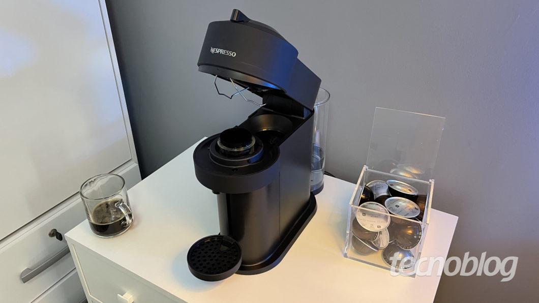 Nespresso Vertuo Next (Image: Darlan Helder/Tecnoblog)