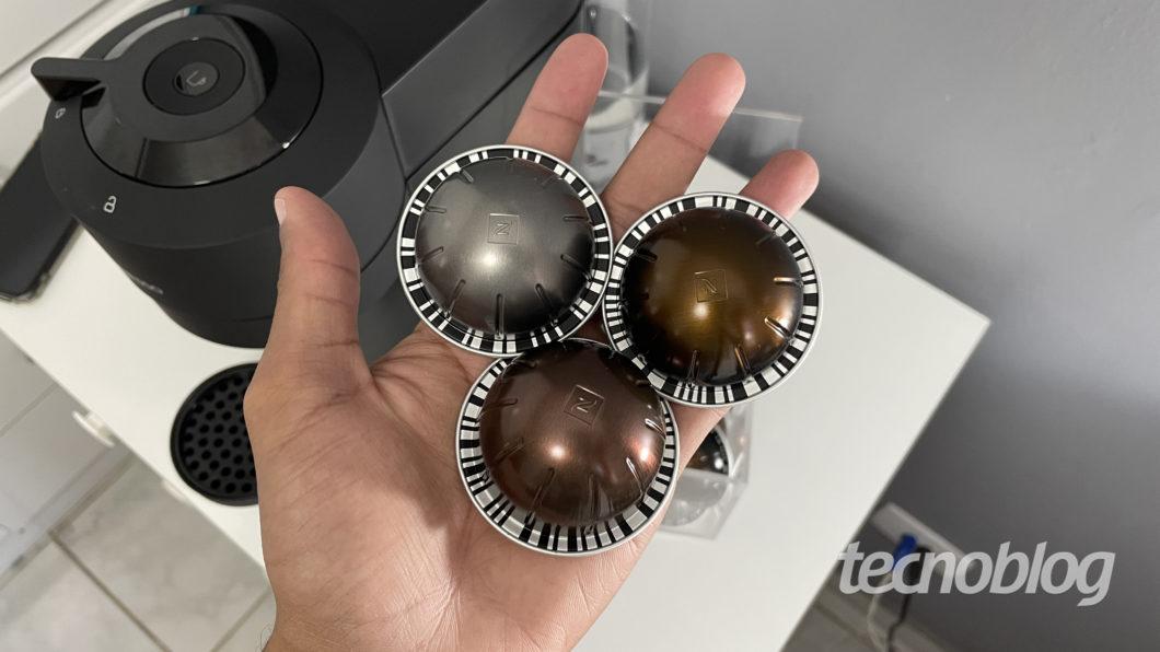 Nespresso Vertuo Next Capsules (Image: Darlan Helder/Tecnoblog)