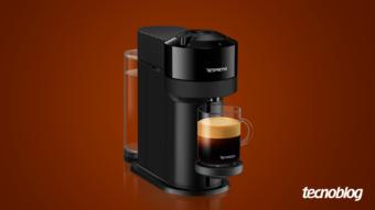 Nespresso Vertuo Next: explorando o café espresso