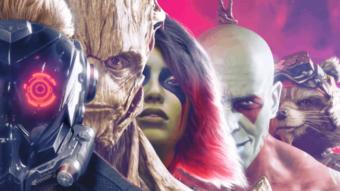 Guardiões da Galáxia é o novo game de ação da Marvel e Square Enix