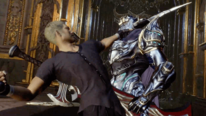 Final Fantasy Origin na E3 2021 (Imagem: Reprodução)