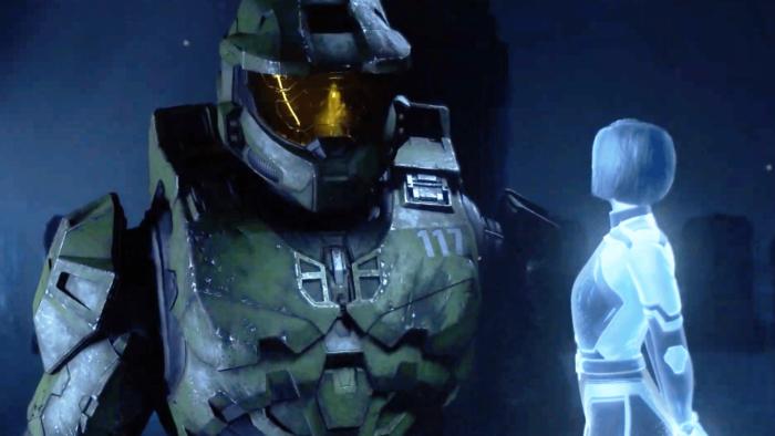 Halo Infinite na E3 2021 (Imagem: Reprodução)
