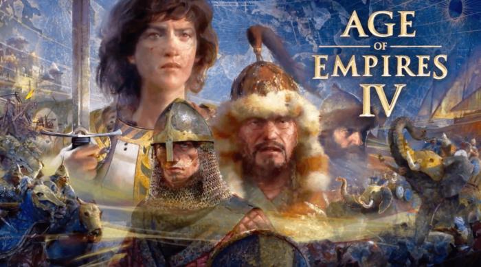 Age of Empires 4 (IV) na E3 2021 (Imagem: Reprodução)