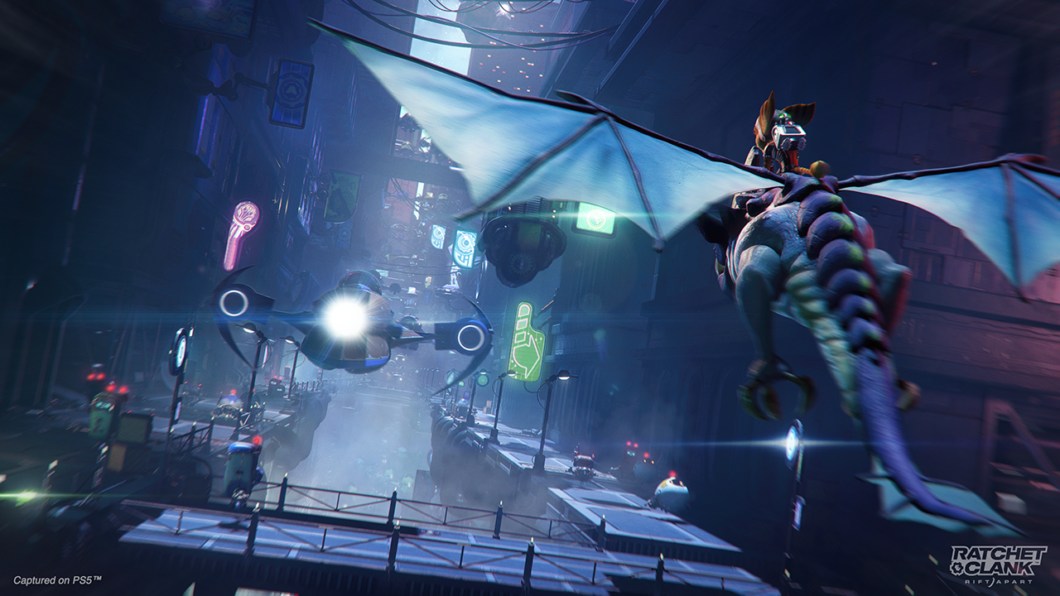 Ratchet & Clank In Another Dimension
