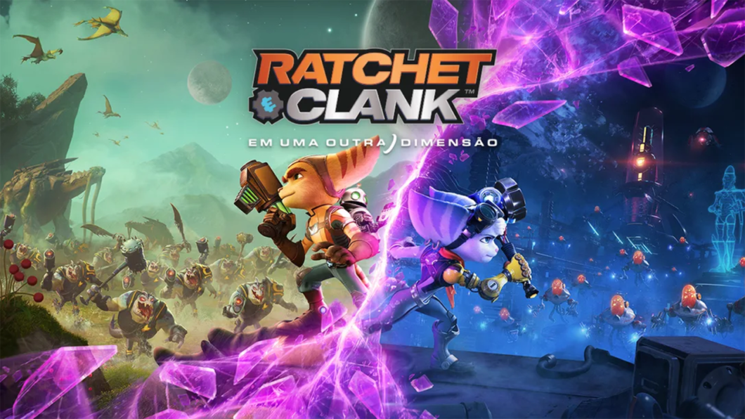Ratchet & Clank Em Uma Outra Dimensão