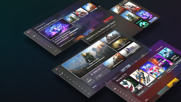Nova loja da Microsoft pode integrar Steam e Epic Games (Imagem: Divulgação/Microsoft)