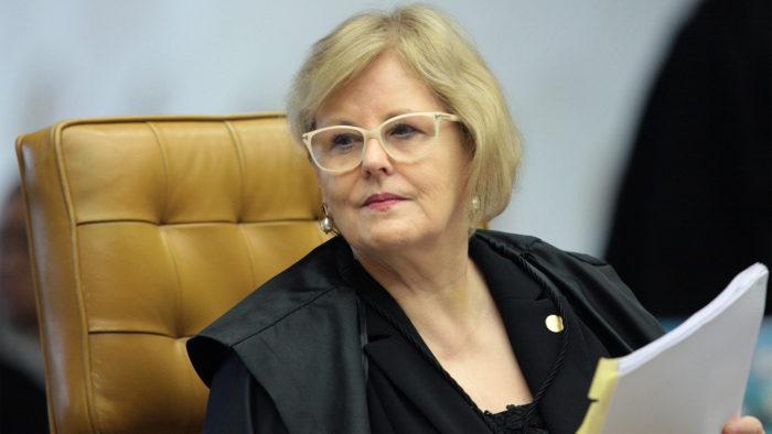 A ministra do STF Rosa Weber (Imagem: Jeso Carneiro/Flickr)