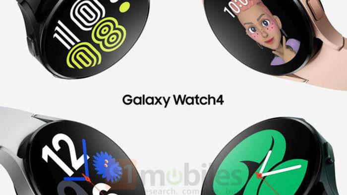 Samsung Galaxy Watch 4 (Imagem: Reprodução/91mobiles)