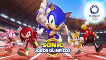 Sonic nos Jogos Olímpicos de Tóquio 2020 ganha trailer e promoções