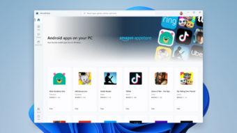 Windows 11: Microsoft adia suporte a apps de Android em PCs