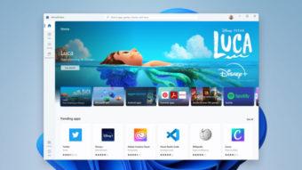 Microsoft Store do Windows 11 traz novo visual e apps de Android