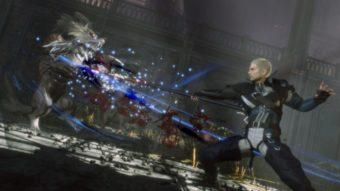 Demo de Stranger of Paradise: Final Fantasy Origin para PS5 volta a funcionar