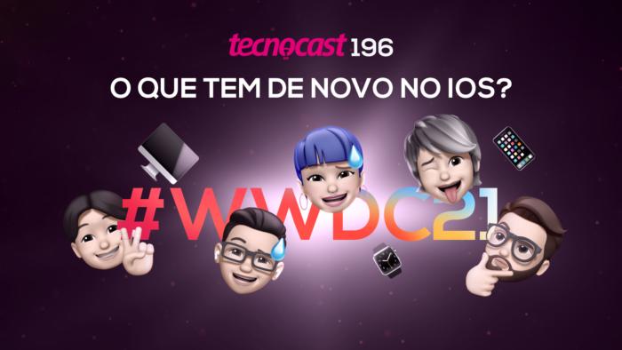 Tecnocast 196 –O que tem de novo no iOS? (Imagem: Vitor Pádua / Tecnoblog)