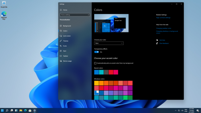 Windows 11 (Imagem: Reprodução/Microsoft)