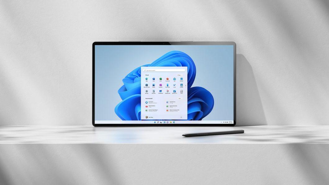 PC rodando Windows 11 (Imagem: Divulgação / Microsoft)