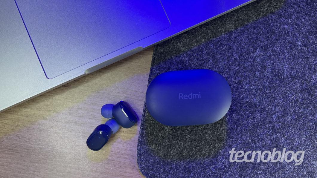 Fone Bluetooth Xiaomi Redmi AirDots 3: um baratinho que ainda agrada