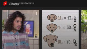 YouTube Shorts já podem ser criados por brasileiros