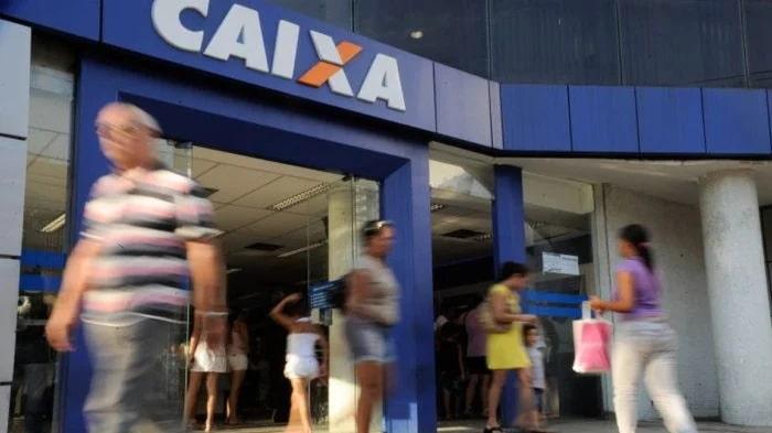 Agência da caixa (Imagem: Tânia Rego/ Agência Brasil)