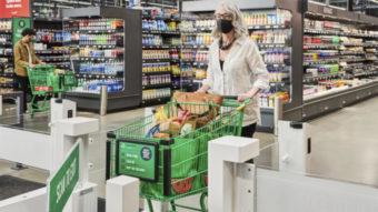 Amazon inaugura seu maior supermercado que funciona sem caixas