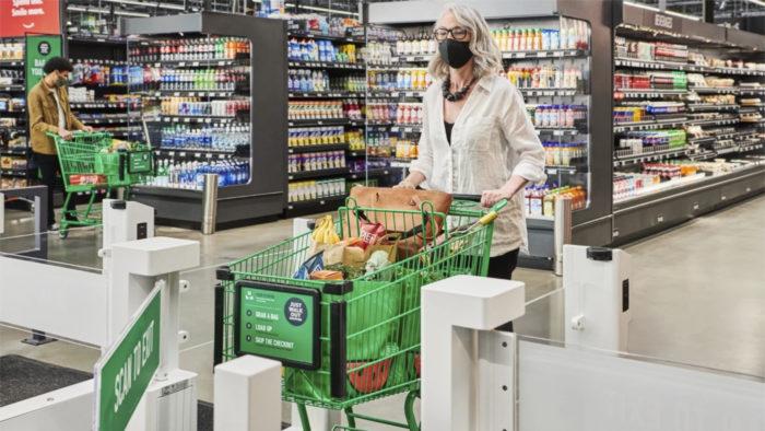 Amazon Fresh vai abrir supermercado com Just Walk Out (Imagem: Divulgação/Amazon)