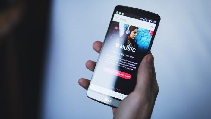 Aproveite o Apple Music no seu dispositivo Android (Imagem: Freestock/Pixabay)
