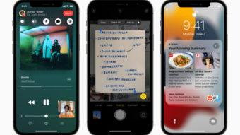 iOS 15 tem funções exclusivas para iPhones mais novos