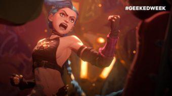 Arcane, série animada de League of Legends, ganha primeiro trailer