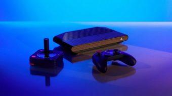 Atari VCS, híbrido de PC e console, chega às lojas com três anos de atraso