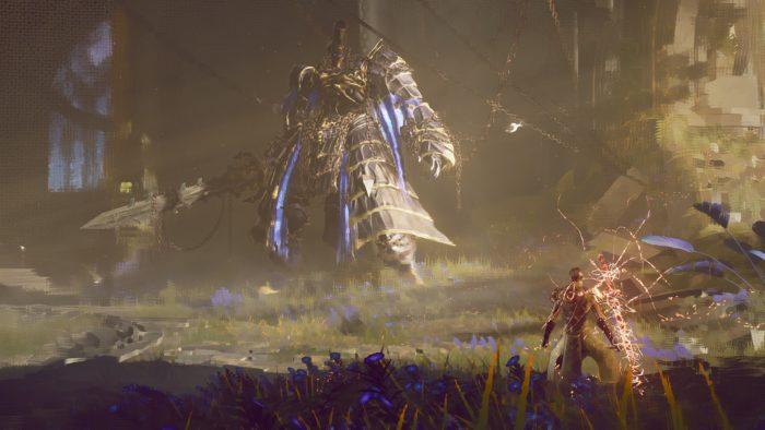 Babylon's Fall (Imagem: Divulgação/Square Enix)