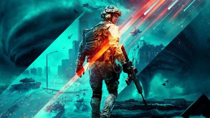 Battlefield 2042 chega em outubro nos consoles e PC, con guerra futurista (Imagem: Divulgação/EA)