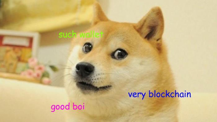 O meme que inspirou as criptomoedas dogecoin e shiba inu (Imagem: Reprodução)