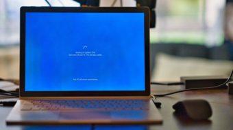Como desinstalar uma atualização do Windows 10