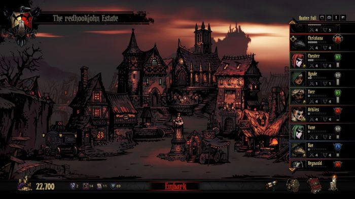 Como jogar Darkest Dungeon / Reprodução / Red Hook
